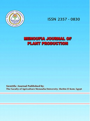 Menoufia Journal of Plant Production